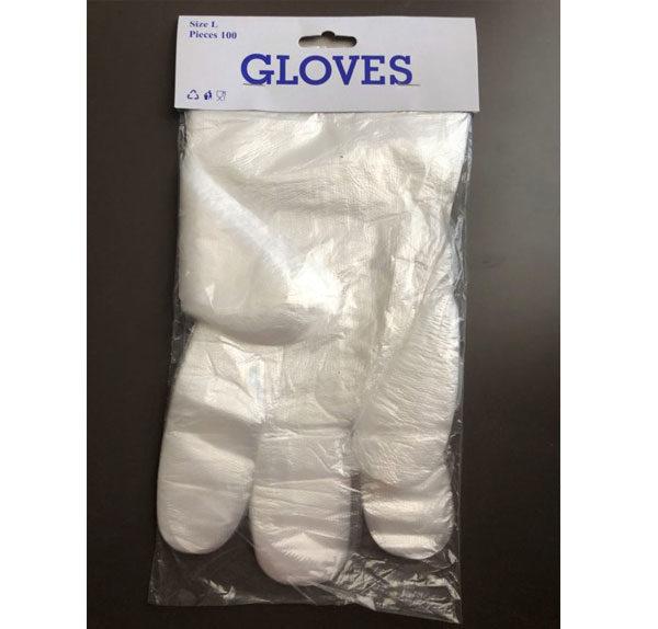 перчатка полиэтиленовая